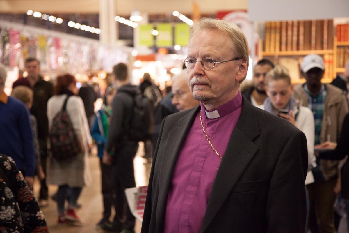 Kari Mäkinen jää eläkkeelle – arkkipiispan vaalit ensi keväänä - Kirkko ja kaupunki