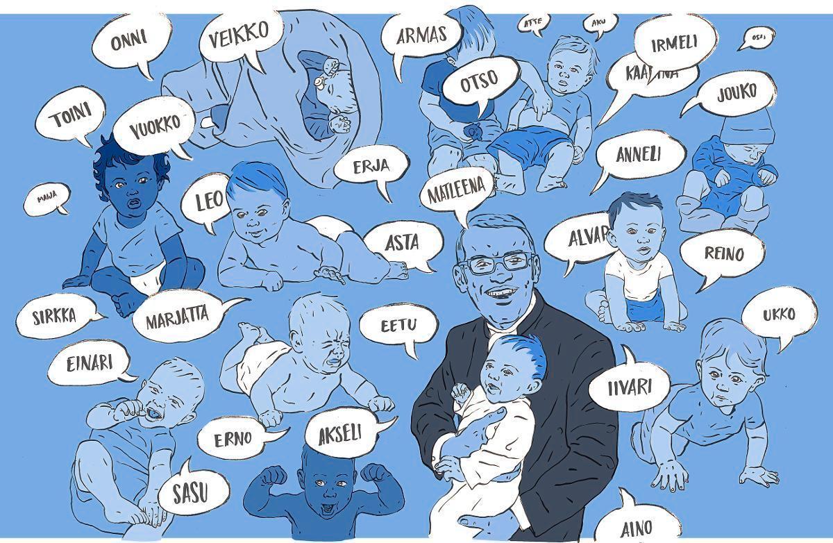 Kansainvälisiä Tytön Nimiä