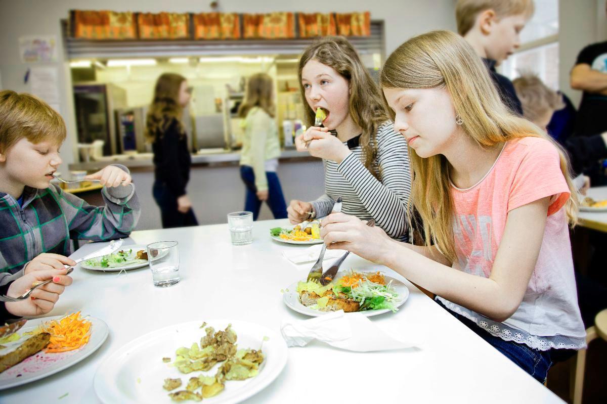 Mainettaan maukkaampi kouluruoka - Kirkko ja kaupunki