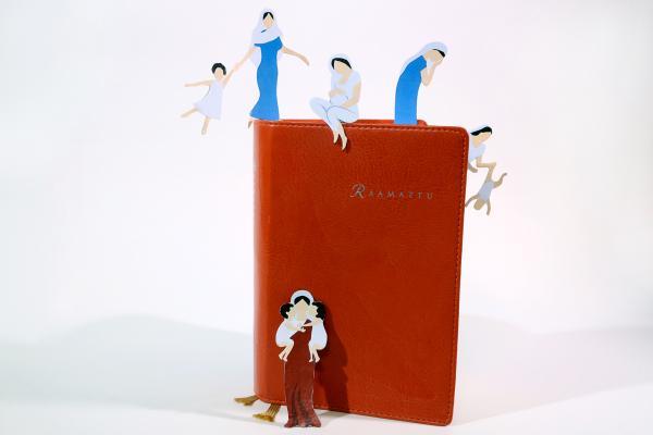 new product 05d4a 9d81e Raamatun oudot äidit -testin oikeat vastaukset
