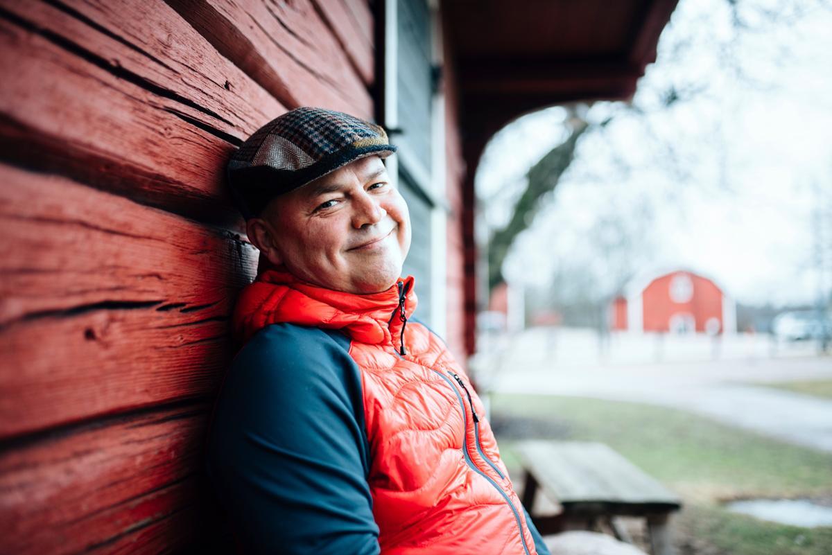Kari Koivula innostui täydessä hiljaisuudessa vietettävään aikaan 25 vuotta sitten.