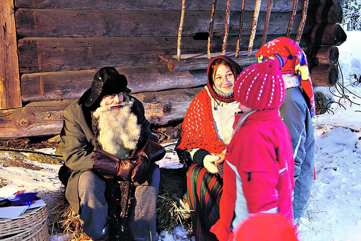 seurasaaren joulu 2018 Seurasaari – joulusaari   Kirkko ja kaupunki seurasaaren joulu 2018