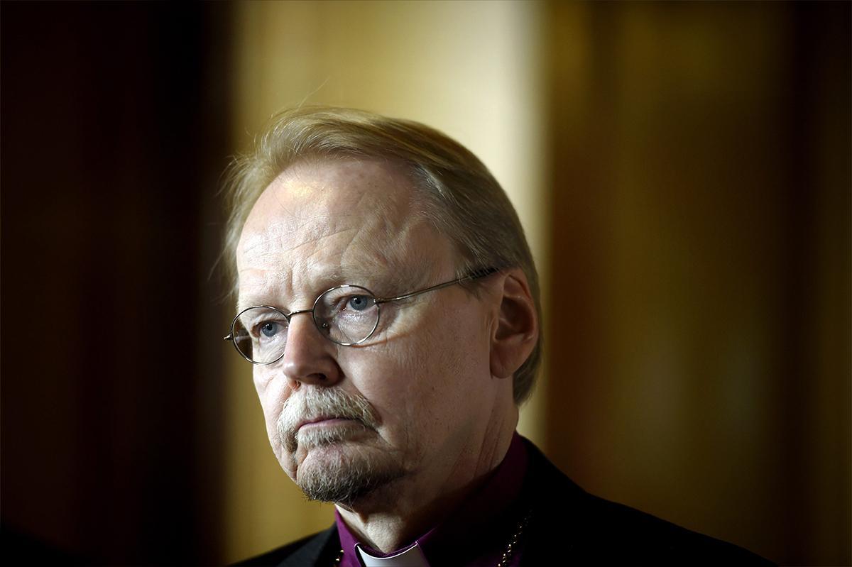 Arkkipiispa Jeesukselle