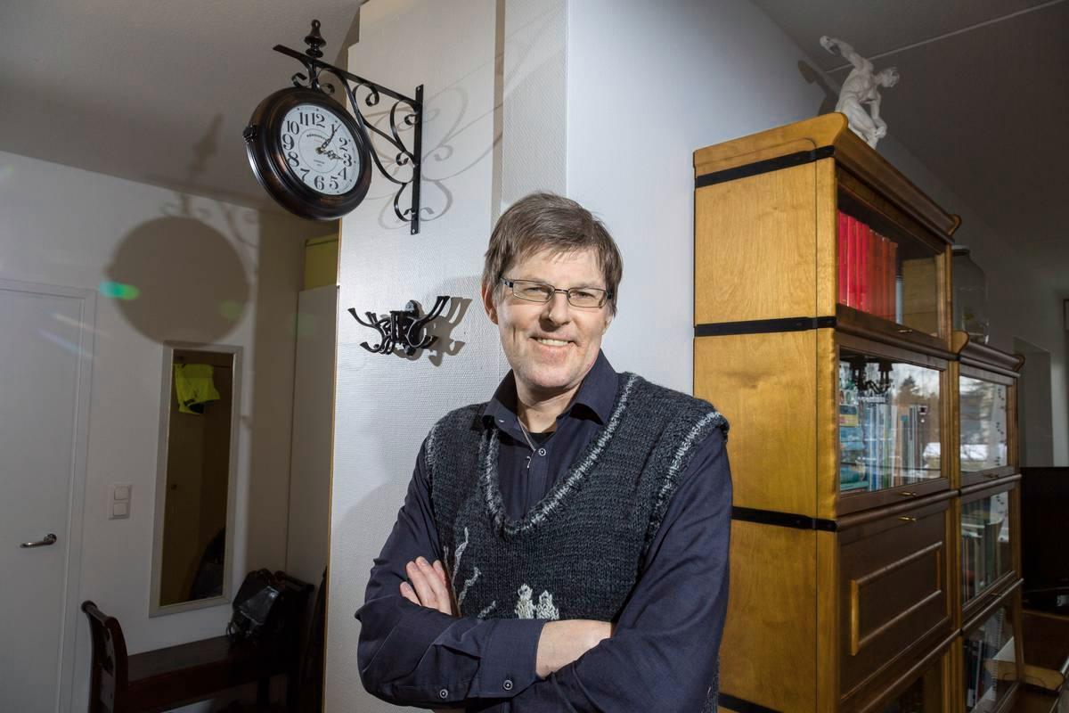 Uusi kolumnisti Kari Kuula jakaa teologisia löytöjään eikä...