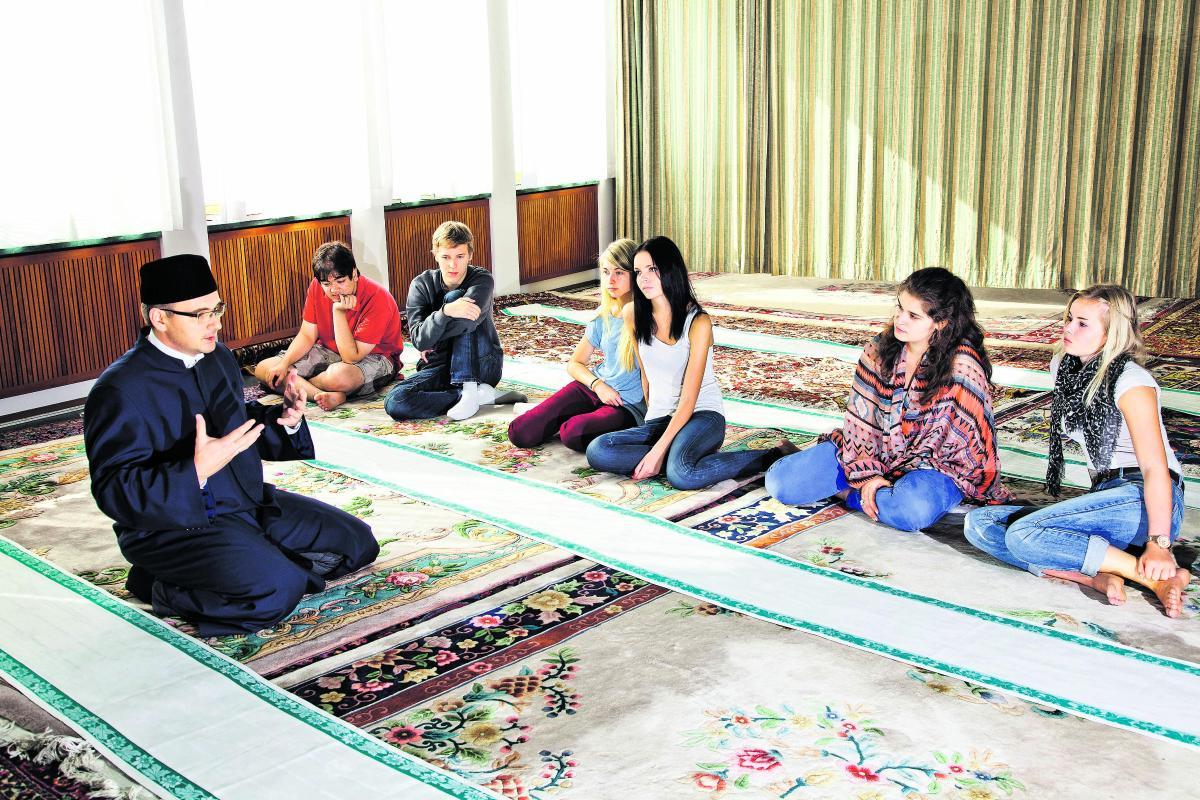 Muslimien Kirkko