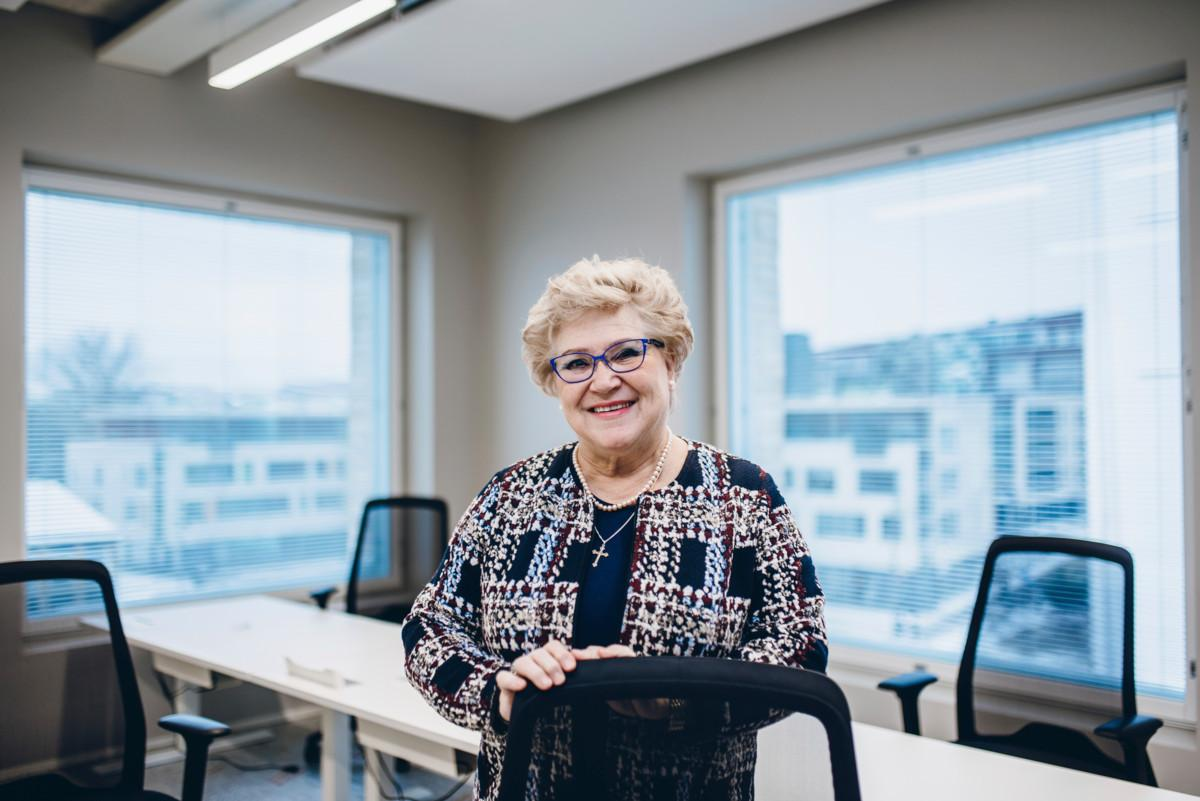Paula Lehmuskallio